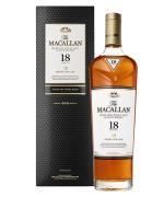 麦卡伦18年单一麦牙威士忌