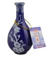 北京红星青花瓷二锅头52度酒板(100ML)